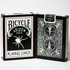 Black Spider Deck Bicycle