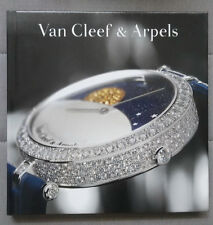 Van Cleef & Arpels Watches Book Catalog, hardcover, like new