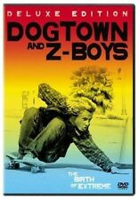 Dogtown and Z Boys (deluxe Edition) 0043396106611 With Sean Penn DVD Region 1