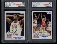 1984 Star ALL STAR GAME DENVER POLICE SET of 34 cards ( 2 cards PRO graded 9 )