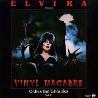 LP 33 Elvira Presents Vinyl Macabre-Oldies But Ghoulies (Vol. 1) USA 1983