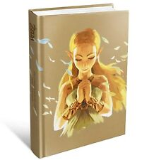 NEW Legend of Zelda Breath of the Wild Complete Official Guide -Expanded Edition