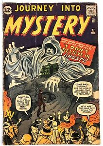 Journey Into Mystery # 77/Grade 4.0 VG/ 63.00