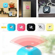 Mini Wireless PIR Motion Sensor Light Control LED Nightlight Closet Cabinet Lamp