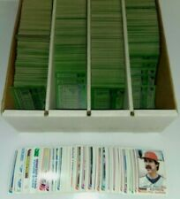 1982 Topps Baseball Cards Complete Your Set U-Pick #'s 1-200 Nm-M