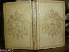 Bella legatura in piena pergamena armi in oro di Papa Benedetto XIII 1724