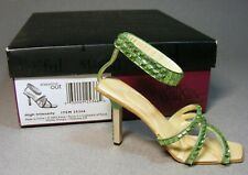 Just the Right Shoe High Intensity Raine 2002 Miniature Shoe - With Box