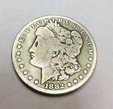 American Silver Dollar 1882