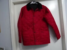 BARBOUR CHILDRENS LIDDESDALE NEW QUILTED JACKET SIZE L 10/11 YRS PINK