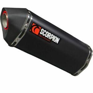 Scorpion Exhaust Serket Full System Black Ceramic Peugeot Django 125/150cc 15-17
