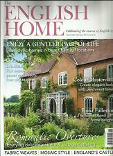 THE ENGLISH HOME,  SEP / OCT 2013  ( CELEBRATING THE ESSENCE OF ENGLISH STYLE