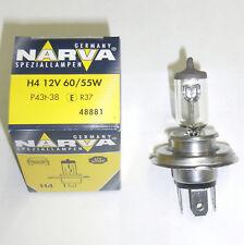 H4 Glühlampe 12V 60/55W Narva