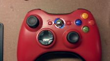 XBOX 360 MOD 13 MODE Rapid Fire Wireless Controller SPECIAL EDITION RED S TYPE
