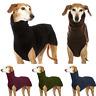Winter Rollkragen Hundepullover Jumper Windhund Whippet Greyhound Pulli Outwear