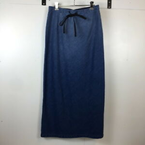 KAPITAL KOUNTRY【lay4807M】 12oz denim pencil skirt long skirt blue ladies sieze:1