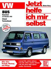 VW BUS T3 1982-1990 REPARATURANLEITUNG JETZT HELFE ICH MIR SELBST 111 WARTUNG
