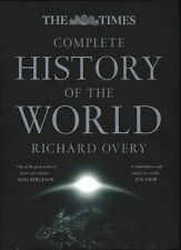 The Times Complete History of the World by Richard Overy (Hardback, 2015)