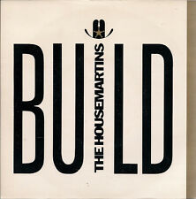 "The Housemartins Build Card Sleeve UK 45 7"" sgl +Picture Sleeve +Paris In Flares"