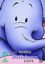 Winnie The Pooh Poohs Heffalump Movie DVD 2005 Region 2