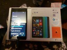 Microsoft Lumia 535 - 8GB - Black on Tesco/ 02