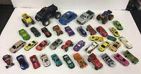 Vintage Mixed 38pc Diecast Cars Lot Hotwheels Matchbox Tonka Majorette & More