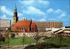 Kirchen Motiv-Postkarte Kirche Marienkirche BERLIN Ost Bild und Heimat 01150113