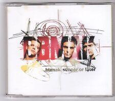 (GJ944) BB Mak, Sooner Or Later - 2001 DJ CD