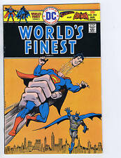 World's Finest #235 DC Pub 1976