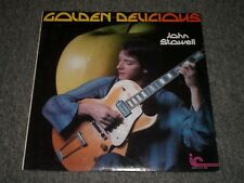 John Stowell~Golden Delicious~1977 Contemporary Jazz~Free Jazz~FAST SHIPPING!