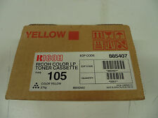 TONER RICOH YELLOW TYPE 105 885407