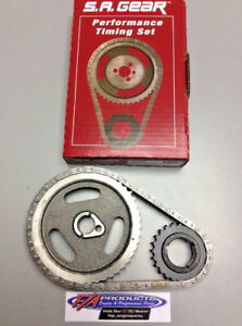 FORD 351 Cleveland & 400M V8 Engines 1970 - 1982 Timing Set S.A. GEAR 78121