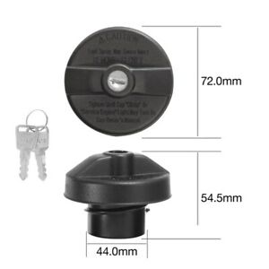 Tridon Locking Fuel Cap TFL228