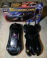 Batman Returns Bruce Wayne Custom Coupe & Batmobile Bundle Kenner 1991 & 1989
