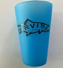 Fly Fishing Brand ORVIS Silipint Blue Silicone 16 oz. Cup