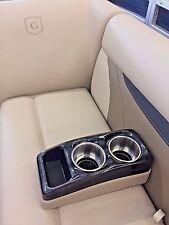 Portable Cup Holders (Greywood Java Tan) Marine RV Pontoon BUYCUPHOLDERS.COM