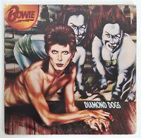 DAVID BOWIE Diamond Dogs Original Gatefold Vinyl LP 1974 RCA CPL1-0576 Canada