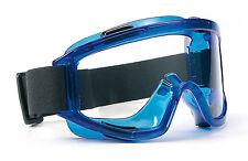 Univet 601 High Performance Safety Ski Goggles Anti Fogging 2305F (601.02.77.01)