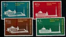 Indonesia postfris 1962 MNH 329-332 - Istiqlal Moskee