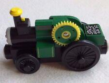 THOMAS FRIENDS Train TREVOR TRACTOR Railway Wood Car 'Sodor' Railroad FLYWHEEL