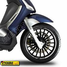 Adesivi ruote PIAGGIO BEVERLY 300 S strisce cerchi moto stickers beverly 300s