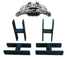 "1987-1995 Jeep Wrangler YJ 1.5"" Lift Shackles Kit With Hardware"