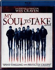 BRAND NEW BLU-RAY // WES CRAVEN // My Soul to Take // MAX THIEROT