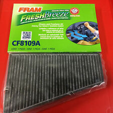 NEW Cabin FRAM CABIN Air Filter Freshbreeze w/Arm Hammer Baking Soda CF8109A