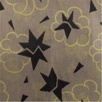 Mauve/Multi J. R. Scott Starburst Upholstery Fabric, Fabric By The Yard