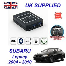 For Subaru Legacy Music Streaming 4.0 Bluetooth Telephone CD AUX Digital Module
