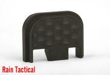 ZEV Technologies - Glock Backplate - Black Aluminum Honeycomb Back Plate