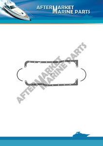 Mercruiser Oil pan Gasket Set by Fel-Pro 17995 replaces: 27-64798