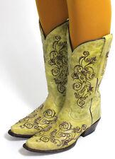 21 Bottes de Cowboy Western Bottes Texas Rudel Catalan Style Bottes Fashion 39