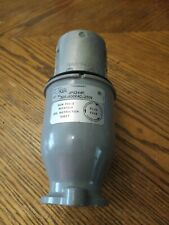 Russellstoll Plug 30a 600vac Weather Tight Used Fully Working