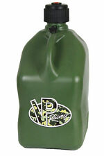FUEL JUG CAN UTILITY GAS WATER MOTORSPORT CONTAINER SQUARE VP-RACING CAMO 5-GAL